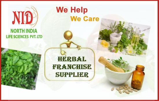herbal products franchise
